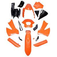 Orange KTM Plastics Kit Fender Fairing for 2003-2012 SX 85