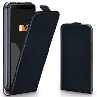 360 Grad Schutz Hülle für Samsung Galaxy J4 PLUS Klapp Hülle Etui Full Flip Case