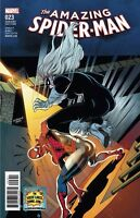 Amazing Spider-Man #23 Black Cat Great Lakes Comic Con Variant 194 Homage