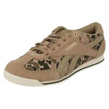 Camouflage Plimsoll Trainers for Women