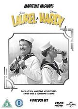 Laurel and Hardy: Maritime Mishaps [DVD] [2018]