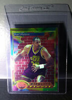 1993-94 Topps Finest Karl Malone #112 Midwest's Finest Basketball Card
