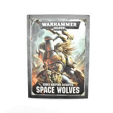 SPACE WOLVES datacards VG Warhammer 40K Marines
