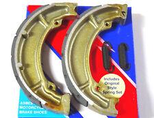 Honda xl 500 r 1982-85 EBC plaquettes de frein fendu brake shoes avant MFED h332g