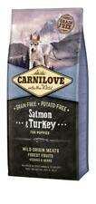 Carnilove Salmon & Turkey Puppy Food | Dogs