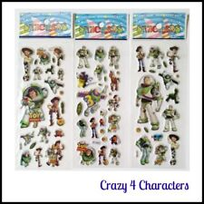 Toy Story Sticker Sheets Buy 5 Sheets Get 5 Sheets Free Party Favour Loot Bag