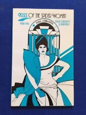 KISS OF THE SPIDER WOMAN - 1ST. ENGLISH LANGUAGE  ED. OF THE PLAY BY MANUEL PUIG