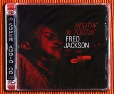 FRED JACKSON - HOOTIN' 'N TOOT  Hybrid Stereo SACD  Analogue Productions  SEALED