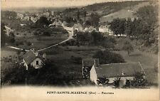 CPA Pont Sainte-Maxence, Panorama (424035)