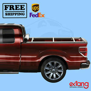 Tonneau Cover Extang Black for Nissan Frontier 05-19