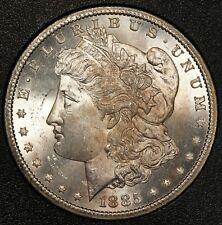 1885-CC GSA U.S. Morgan Silver $1 One Dollar Coin - NGC MS 63 - RARE Key Date