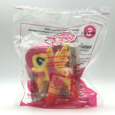 MY LITTLE PONY McDonalds 2016 #3 FLUTTERSHY Toy with Color Changing Tail