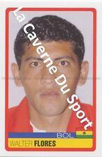 N°052 WALTER FLORES # BOLIVIA STICKER PANINI COPA AMERICA VENEZUELA 2007