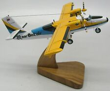 DHC-6 Norontair Twin Otter DHC6 Airplane Wood Model Replica Small Free Shipping