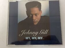5012394403669 MY, MY, MY by JOHNNY GILL MOTOWN LABEL 3 TRK CD