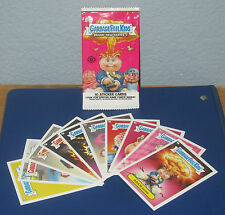 ALL NEW GARBAGE PAIL KIDS BNS2 GLOW IN THE DARK SINGLES  @@  PICK 1  @@