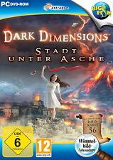 PC-Spiel Dark Dimensions: Stadt unter Asche (Wimmelbild-Adventure) PC-Spiele