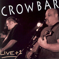 Live Plus 1  Crowbar  Audio CD