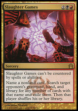 1x Slaughter Games Return to Ravnica MtG Magic Gold Rare 1 x1 Card Cards