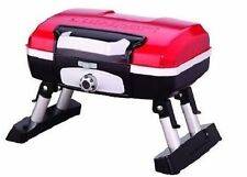 Cuisinart CGG-180T Petit Gourmet Portable Tabletop Gas Grill Red Tabletop BarBQ