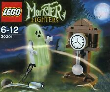 Lego Polybag Monster Fighters 30201 - Ghost (New & Sealed)