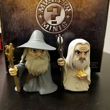 Funko Lord of the Rings Hobbit Mystery Mini - Gandalf & Saruman (1/24)