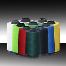 POLYESTER COTTON SEWING THREAD 3000 YARD SPOOLS MACHINE/HAND SEW