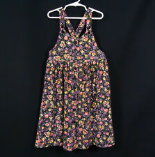 Vintage 90's Eve Too! Byer California Floral Sleeveless Sundress, Grunge, Boho