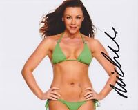 Michelle Heaton HAND Signed 8x10 Photo, Autograph, Liberty X Just A Little
