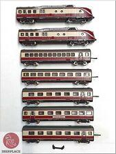 Z Spur 1:220 Märklin mini-club Lokomotive Sammlung locomotive Set TEE 7x <