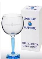 Bombay Sapphire Gin Balloon Glass New Gift Boxed