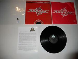Raydio S/T Arista Bernie Grundman '78 Analog EXC 1st ULTRASONIC Clean