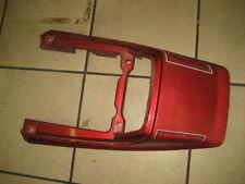 Carene, code e puntali rosso posteriore per moto