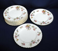 Minton China VERMONT S-365 10 Dinner Plates 10-3/4""