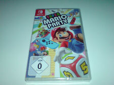Nintendo Switch Spiel Super Mario Party  Neu ungeöffnet versiegelt