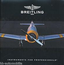 Uhrenkatalog: Breitling 2008 9/07 (F) Chronographen Chronografen watches Katalog