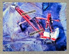 "New listing Vintage Color - 8 1/2"" X 11"" - Photo 'Big Dipper' Mining Shovel, Truax Coal Co."