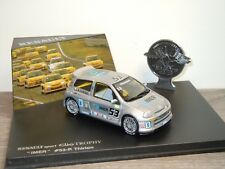 Renault Clio V6 24V Sport 'Clio Trophy' - Eagle Collectibles 1:43 in Box *31446