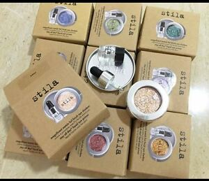 STILA Magnificent Metals Foil Finish Eye Shadow - Choose Shade % Authentic