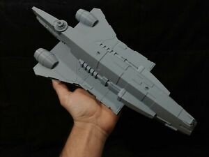 "Gozanti-class CUSTOM 14"" Model Star Ship Imperial Assault Carrier Frigate Wars"
