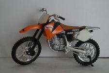 Moto 1:18 KTM sx 520
