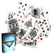 Fathom Deck - Ellusionist Playing Cards - Magic Tricks - New
