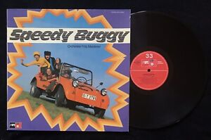 Orchester Fritz Maldener – Speedy Buggy, 1972 GER LP NM, MPS Records 20 212362