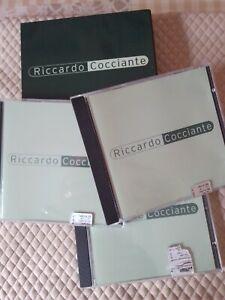 """Box 3 CD Riccardo Cocciante """" I Più Grandi Successi"""""""