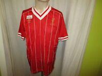 """Liverpool FC Original umbro Heim Trikot 1982-1985 """"ohne Sponsor"""" + Nr.3 Gr.M"""