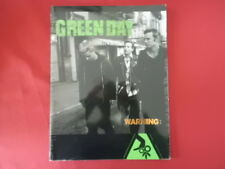 Green Day - Warning . Songbook Notenbuch Vocal Guitar