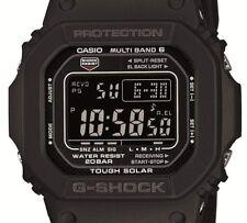 New! CASIO G-SHOCK GW-M5610-1BJF Black Radio Solar Men's Watch from Japan Import