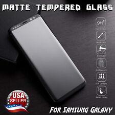 3D Mate Protector de pantalla cristal templado para Samsung Galaxy S8 S9+ Note 8
