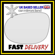 Left Passenger Wing Car Mirror Glass Replacement CONVEX FORD KA 2008+