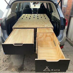 Kata CamperBox - Car / SUV / Van Camper conversion kit - Campervan